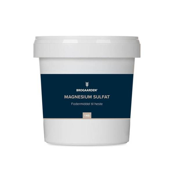 Bilde av Brogaarden Magnesium sulfat 1kg